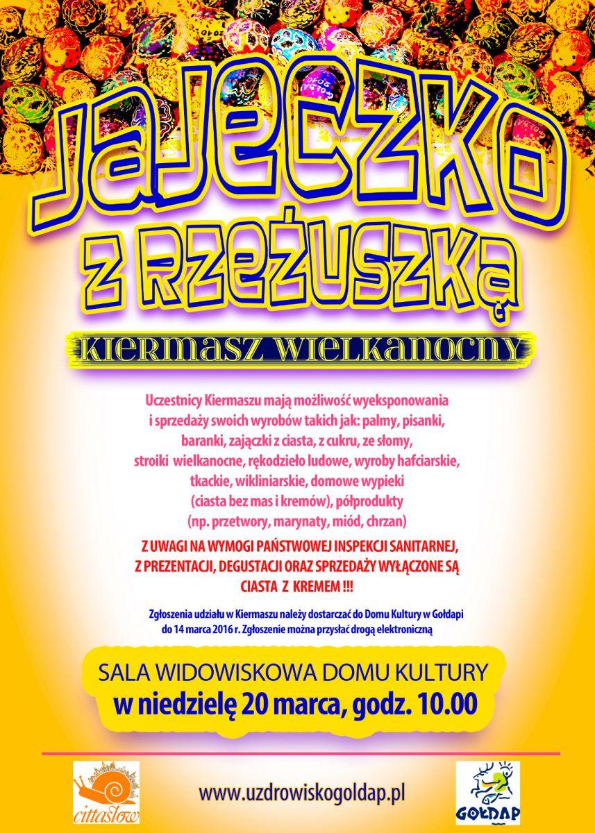Jajeczko - plakat